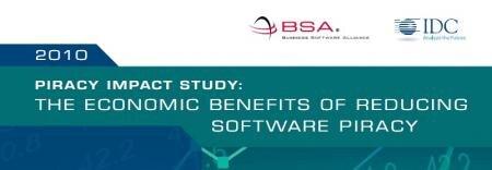 piracy study BSA