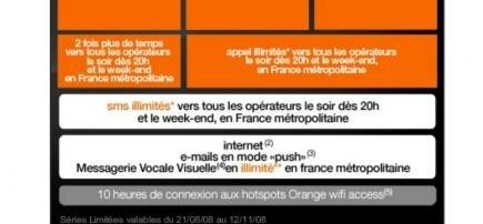 internet illimité orange origami