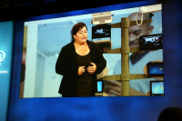 Intel IDF Day 2 Renee James