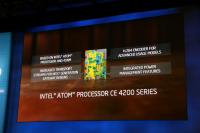 Intel IDF Day 2 Atom CE4200 Groveland