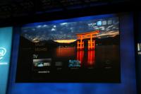 Intel IDF Day 2 Atom Oak Trail Z600 Smart TV