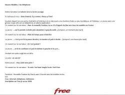 freebox V6 fonctionnalités photo publicités