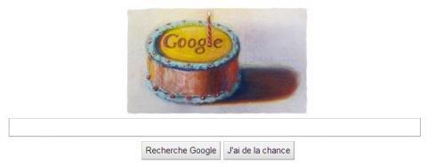 Google 12 ans logo