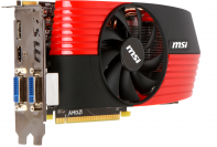 MSI Radeon HD 6850 6870 Pite Touching