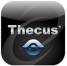 Thecus Dashboard iOS iPhone NAS