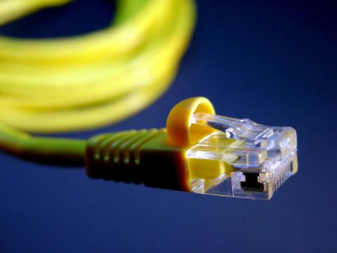 rj45 réseau internet