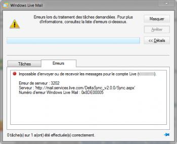 live hotmail ssl