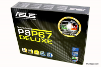Asus P8P67 Deluxe Sandy Bridge