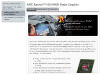 AMD Radeon HD 6500M