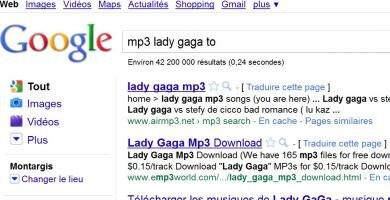 google torrent lady gaga mp3
