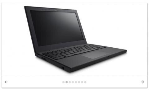 crhome OS CR-38 notebook