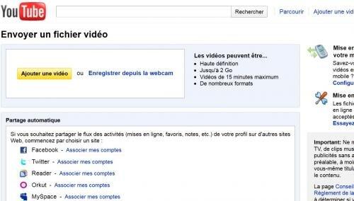 youtube video durée limite