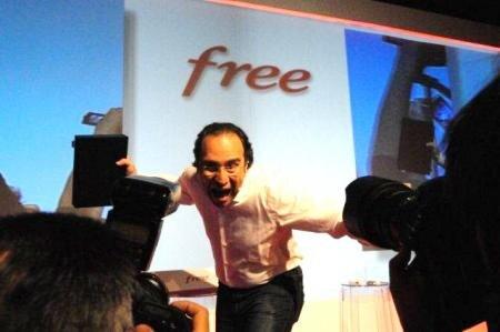 xavier niel free freebox V6