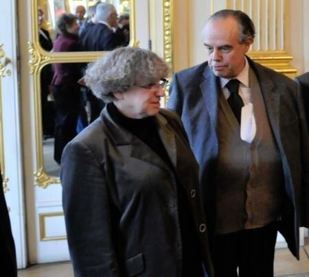 frederic mitterrand marie-françoise marais Hadopi