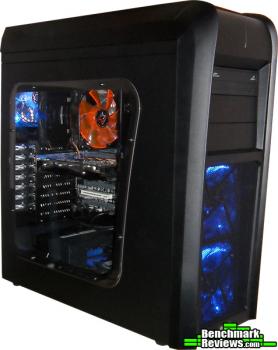 Lancool PC-K63 Boitier ATX