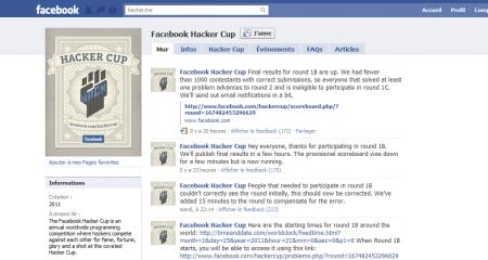 le compte facebook de mark zuckerberg a t pirat. Black Bedroom Furniture Sets. Home Design Ideas