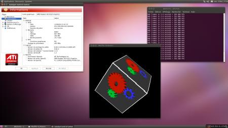 AMD APU Fusion E-350 Radeon HD 6310 Ubuntu 10.10