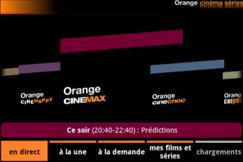 Orange cinéma séries