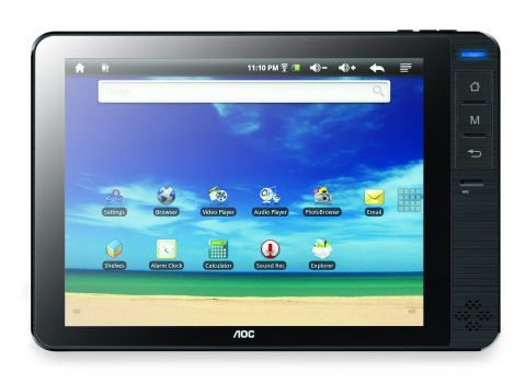 Tablet PC AOC Android 2.1 Eclair
