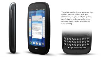 HP Pre3 smartphone