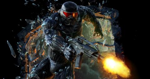 Crysis 2 EA Crytek CryEngine 3