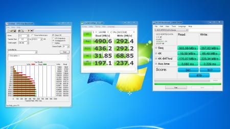 OCZ Vertex 3 Benchmarks