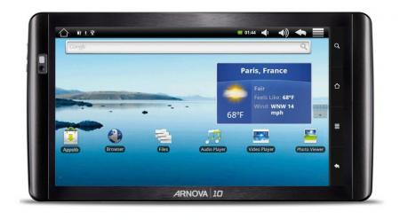 ARchos Arnova  tablette