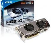 MSI HD 6950 Twin Frozr III Power Edition