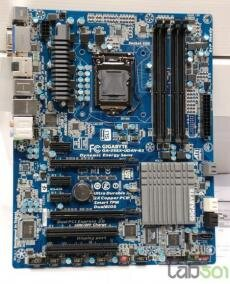 Intel Z68 CeBIT 2011
