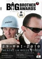 Big Brother Awards BBA HADOPI LOPPSI