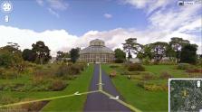 Google Street View Trike chateau france