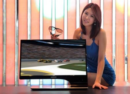 Samsung écran série 7 et série 9 Full HD 3D