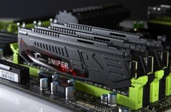 G.Skill DDR3 Sniper