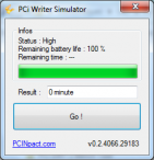 PCi Writer Simulator 0.2