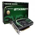 GeForce GTX 550 Ti EVGA