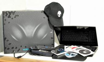Alienware M17x bundle