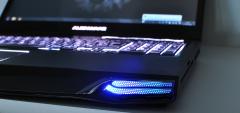 Alienware M17x ouies