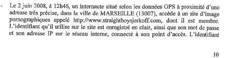 CNIL google street view mot de passe sexe