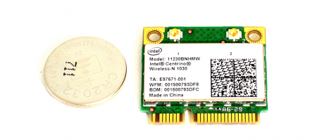 Intel Centrino Wireless-N 1030