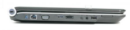 Intel portable WiDi 2.0 flanc gauche