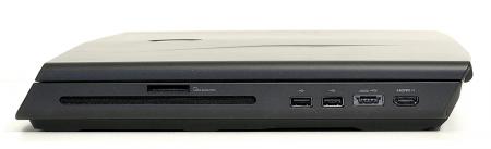 Alienware M17xR3 droite