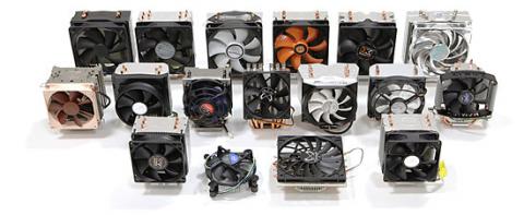 Comparatif ventirad HFR