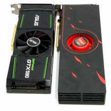 GeForce GTX 590 Radeon HD 6990