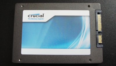 Crucial M4 SSD 6 Gbps