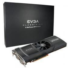 EVGA GeForce GTX 590 Classified