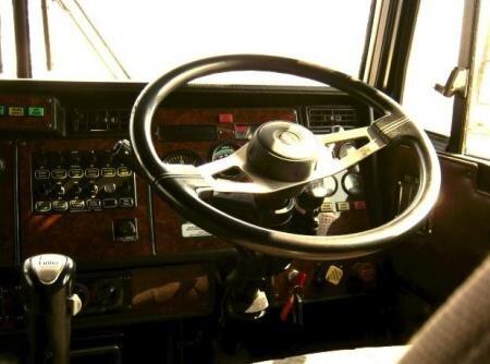 camion cabine SABAM