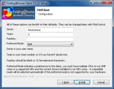 Folding at Home Client v7