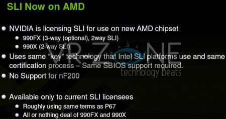 AMD 900 Series SLi