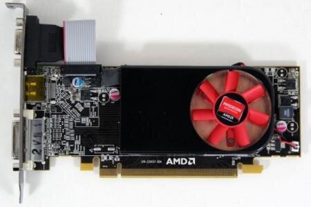 Radeon HD 6450 Anandtech