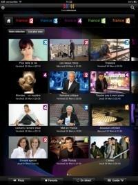 France Television iPad